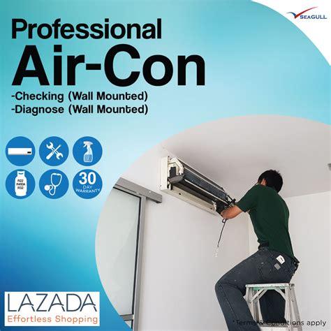 professional air  checking diagnose wall mounted