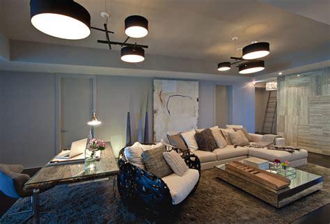 Living Room Club Miami Dkor Interiors Interior Design At The Bath Club In Miami