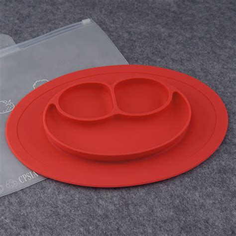 Table Mat For Babies by Baby Toddler Food Grade Silicone Feeding Placemat