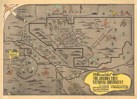 joshua tree map citydig it took forever for angelenos to notice the