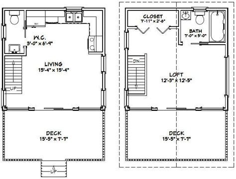 8 16 tiny house plan 16 x 20 house plans quotes