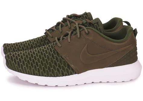 Nike Roshe Run Flyknit Premium nike roshe nm flyknit premium kaki chaussures homme