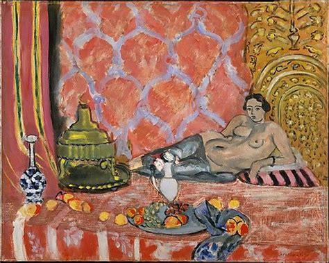 reclining odalisque henri matisse