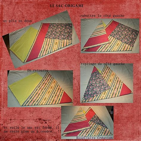 Origami Article - montage sac origami jpg sacs origami and
