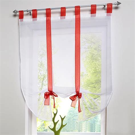 tab tie curtains online get cheap tab top curtains aliexpress com