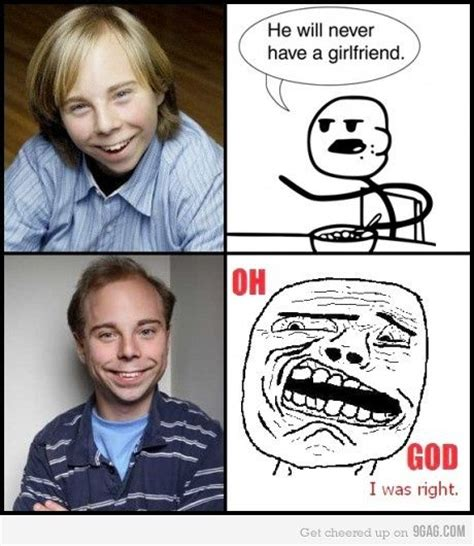 He Will Never Have A Girlfriend Meme Generator - how to succesfully travel through puberty there is hope