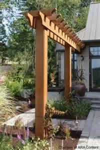 backyard trellis designs woodwork backyard arbor designs plans pdf free