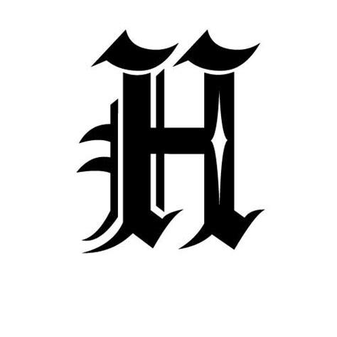 tatouage 233 criture gothique mod 232 le tatouage lettres