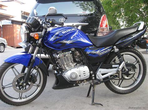 Suzuki Motorrad 125 Ccm by 2008 Suzuki En 125 Picture 1413355
