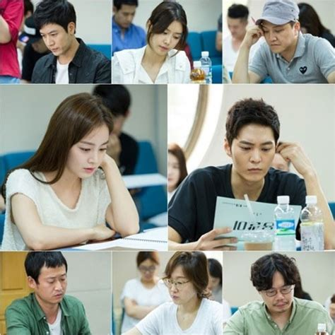 film drama yong pal joo won and kim tae hee have passion filled script reading