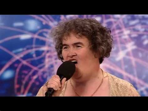 Britains Idol susan boyle britains got talent 2009 episode 1