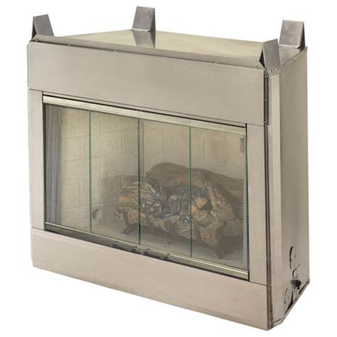 fmi alpine outdoor 36 in gas vent free fireplace