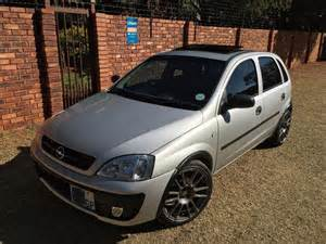 Opel Corsa 2004 Archive 2004 Opel Corsa C For Sale Villieria Co Za