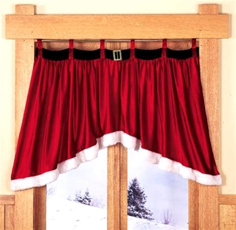 santa curtains 50 diy santa christmas decoration ideas pink lover