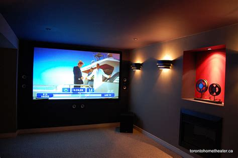 projectors projection home theater toronto home theater