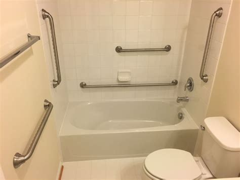 handicap grab bars for bathrooms handicapped grab bars installation maryland washington dc