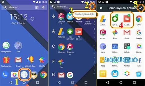 cara ngemod game android tanpa root cara menyembunyikan aplikasi di android tanpa root jadi