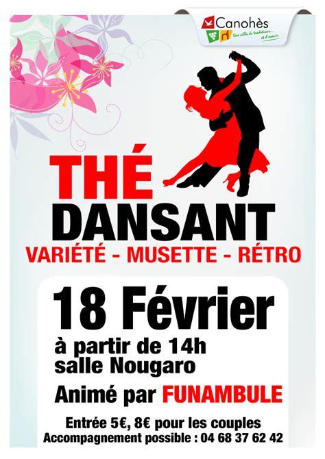 apres midi dansant avec orchestre au mambo ambiance retro th 233 dansant de la valentin canohes