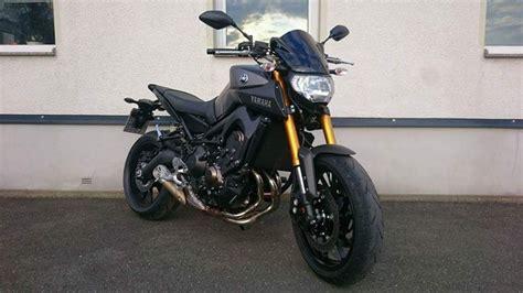 Fahrerlaubnis F R Motorrad 125 Ccm by Yamaha Mt 09 Fahrschule Oehms Webseite