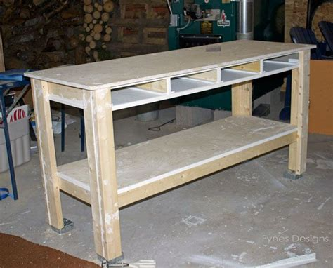 craft bench craft room workbench