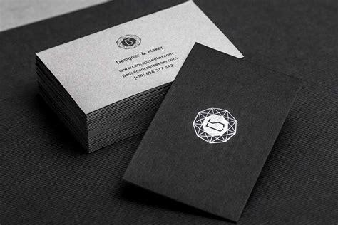 Matte Business Card