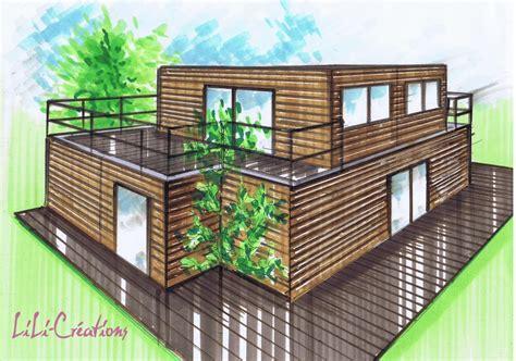 Simple Home Floor Plans maison le blog de elise fossoux