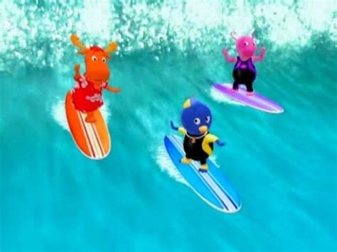 the backyardigans surf s up