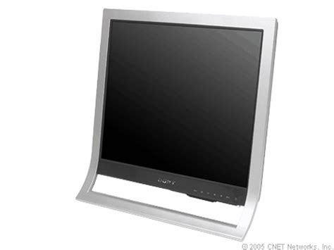 Monitor Sony in my words sony xbrite sdm hs75p 17 quot lcd monitor