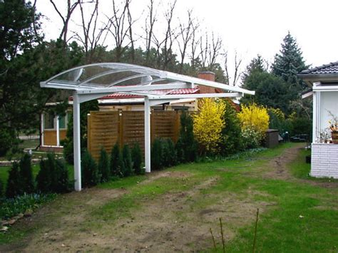 Plastic Car Ports by Aluminum Carport With Plastic Arched Roof Buy Aluminium