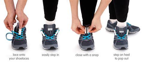 Magnetic Shoelace Magnet Shoe Clip Klip Magnet Tali Sepatu zubits magnetic shoe closures that easily snap together