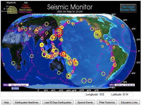 earthquake watch earthquake watch
