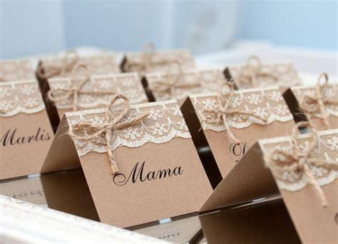 Platzkarten Hochzeit by 220 Ber 1 000 Ideen Zu Rustikale Tischkarten Auf