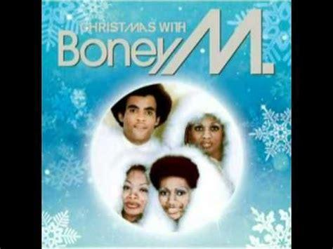 boney  feliz navidad christmas countdown songs pinterest xmas   songs