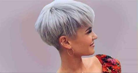 Frisuren Kurze Haare Frauen by Asymmetrischer Kurzhaarfrisuren 2017 2018 Neue Frisuren