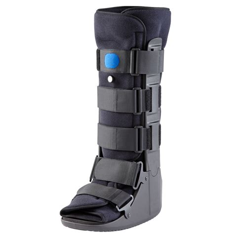 walking boot for broken foot integrity fracture walker boot breg inc
