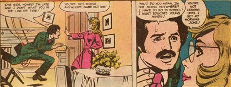 kotter jokes gabe kaplan what joe writes