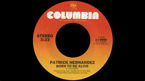 hitler born to be alive full version patrick hernandez born to be alive 1979 disco