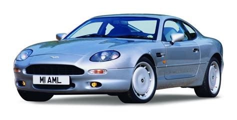 1994 Aston Martin Db7 by 1994 2003 Aston Martin Db7 The Db7 Marked A Beautif