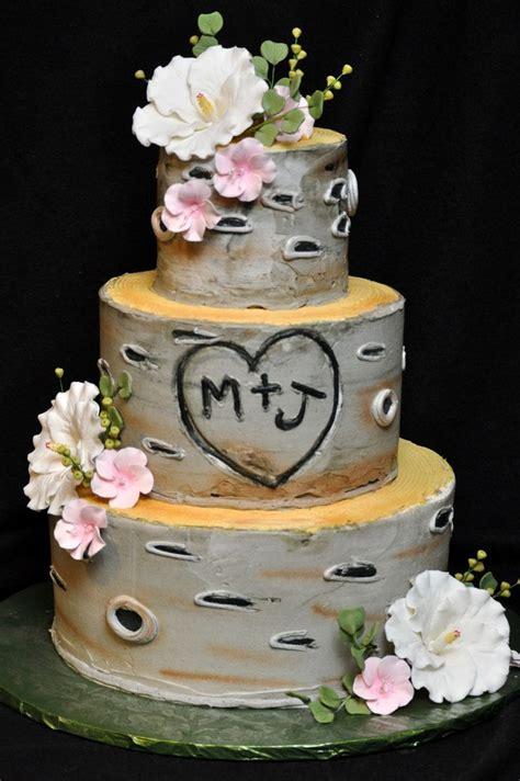 best 20 tree themed wedding cakes ideas on