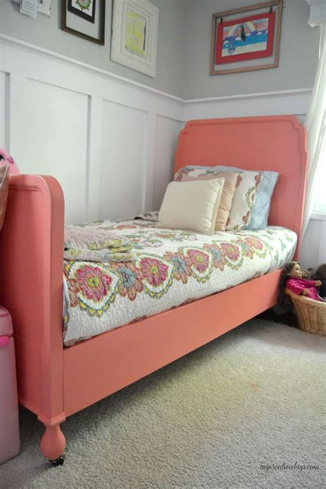 exotic beds quot exotic quot bed makeover my creative days