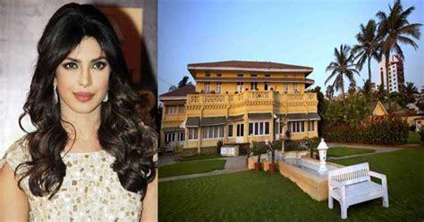 priyanka chopra 100 crore house priyanka chopra buys 15 bedroom bungalow for 100 crores