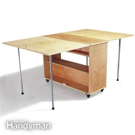 craft bench plans diy folding workbench for the hubs pinterest