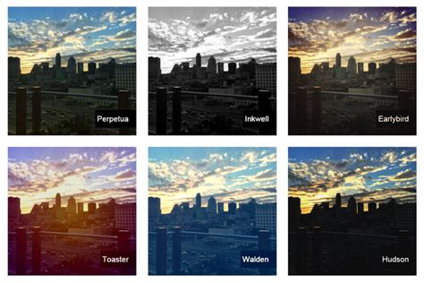 filters effects cssgram instagram filters with css and blend modes web