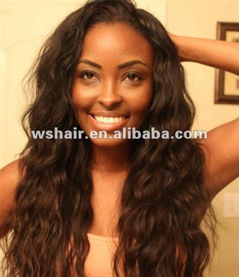 wet and wavy sew in hair care best 25 wavy weave ideas on pinterest hair styles weave