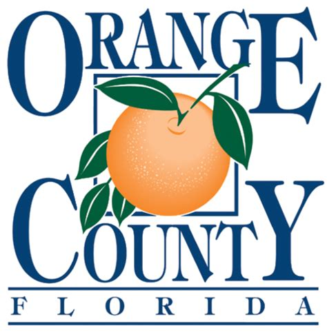 Orange County Fl Search File Seal Of Orange County Florida Png Wikimedia Commons