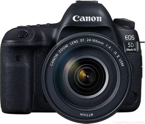 canon eos 5d canon eos 5d iv review