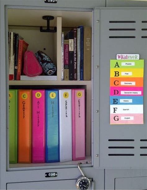 25 best ideas about school binder organization on pinterest school organization college