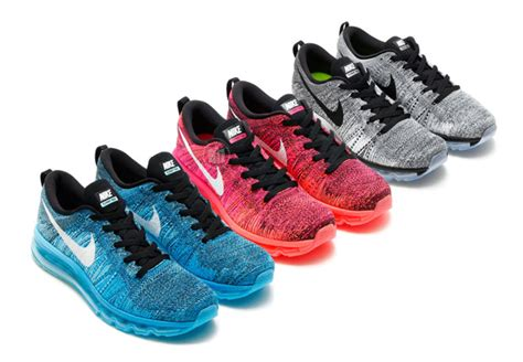 Sepatu Nike Airmax Flyknite 06 the nike flyknit air max is ready for summer sneakernews