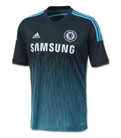 Chelsea Home 1415 chelsea third shirt 14 15