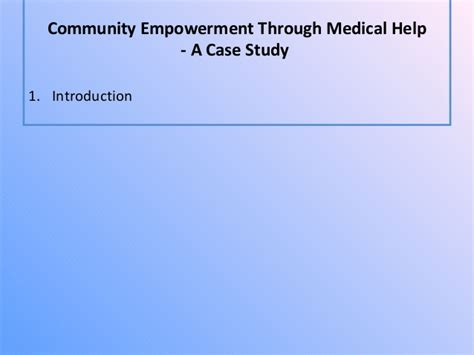 Msw Mba Dual Degree Hawaii by Community Empowerment Through Help Dhirendra Patel